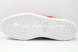 Puma Suede プーマ スウェード(Ribbon Red/White)