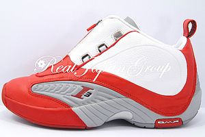 Reebok Answer 4 DMX リーボック アンサー 4 DMX(White/Flash Red/Metallic Silver)
