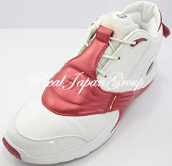 Reebok Answer 5 DMX リーボック アンサー 5 DMX(White/Flash Red/Metallic Silver)