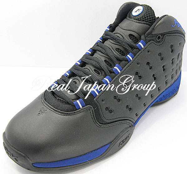 Reebok Answer 8 リーボック アンサー 8(Black/Royal)