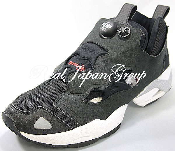 Reebok Insta Pump Fury リーボック インスタ ポンプ フューリー(Black/Fire Cracker Red/White)