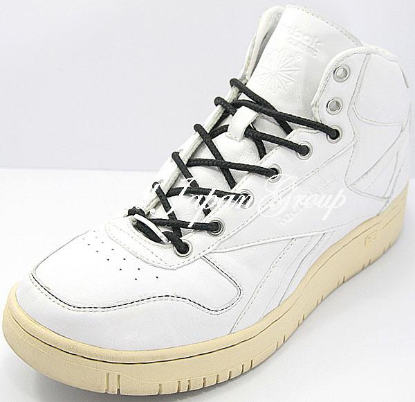 Reebok CL BB High Post JPE リーボック クラッシック バスケットボール ハイ ポスト JPE(White/Black/Almond)