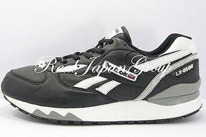 Reebok LX8500 リーボック LX8500(Black/White/Carbon Grey)