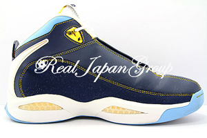 Reebok Question 3  リーボック クエスチョン 3(Athletic Navy/C.Blue/White)