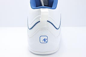 AND1 Stagger Mid アンドワン スタッガー ミッド(White/Royal)