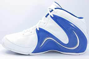 AND1 Sovereign Mid アンドワン ソブリン ミッド(White/Royal/Silver)