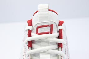 AND1 Discovery Mid アンドワン ディスカヴァリー ミッド(White/V.Red)