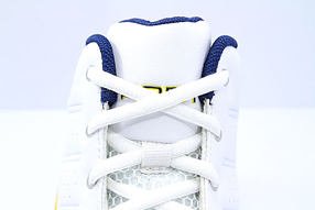 AND1 Storm Mid アンドワン ストーム ミッド(White/Navy/Gold)