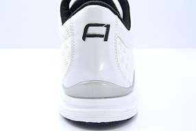 AND1 Down Time Low アンドワン ダウンタイム ロー(White/Black)
