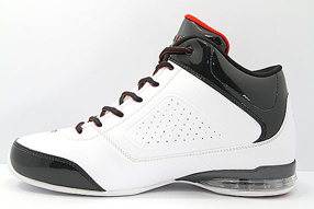 AND1 Release Mid アンドワン リリース ミッド(Black/White/Varsity red)