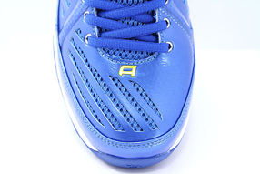AND1 ME8 Empire Mid アンドワン モンタ・エリス 8 エンパイア ミッド(Lake Blue/White/Gold)