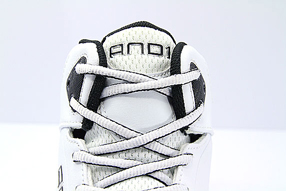 AND1 Report Mid アンドワン レポート ミッド(White/Black/White)
