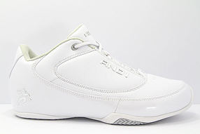 AND1 Slasher Low アンドワン スラッシャー ロー(White/White/Silver)