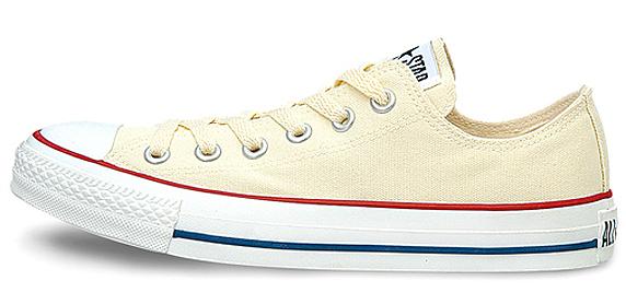 Converse All Star OX コンバース オールスター オックスフォード(White)