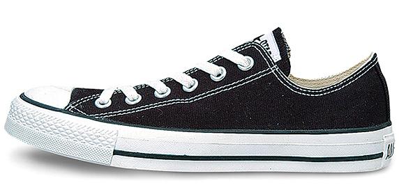 Converse All Star OX コンバース オールスター オックスフォード(Black)
