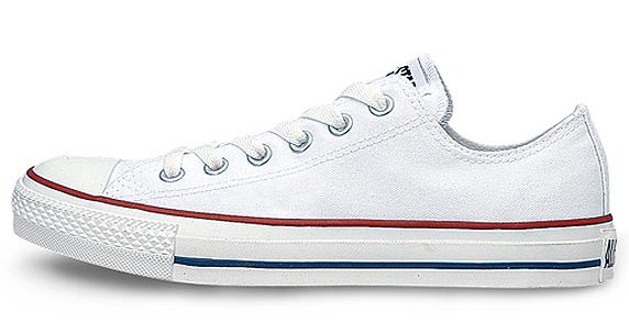 Converse All Star OX コンバース オールスター オックスフォード(Optical White)