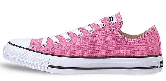 Converse All Star OX コンバース オールスター オックスフォード(Pink)