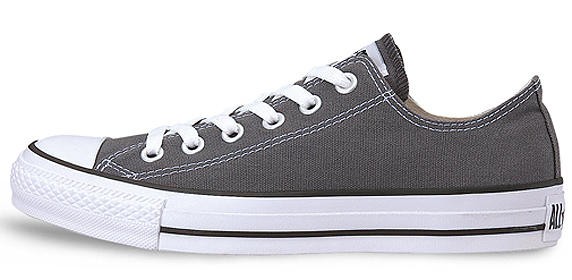 Converse All Star OX コンバース オールスター オックスフォード(Charcoal Grey)