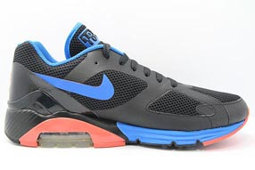 Nike Lunar Air 180 Foot Locker UK ナイキ ルーナー エア 180 フットロッカーUK限定(Black/Blue Spark/Alarming)