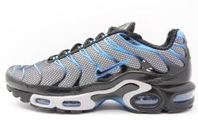 Nike Air Max Plus Foot Locker UK ナイキ エア マックス プラス フットロッカーUK限定(Wolf Grey/Black-Blue Glow)