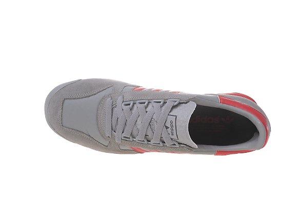 Adidas Originals SL 80 JD Sports アディダス オリジナルス スーパーライト 80 JD スポーツ別注(Shift Grey/Red)