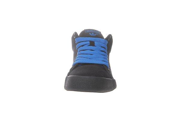Adidas Originals Indoor Tennis Mid JD Sports アディダス オリジナルス インドア テニス ミッド JD スポーツ別注(Black/Blue Bird)
