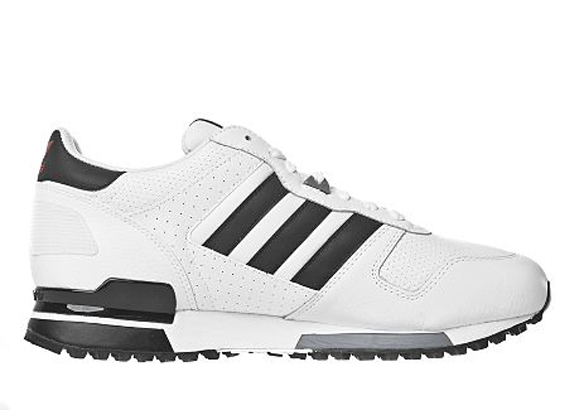 Adidas Originals ZX 700 JD Sports アディダス オリジナルス ZX 700 JD スポーツ別注(White/Black/Medium Lead)