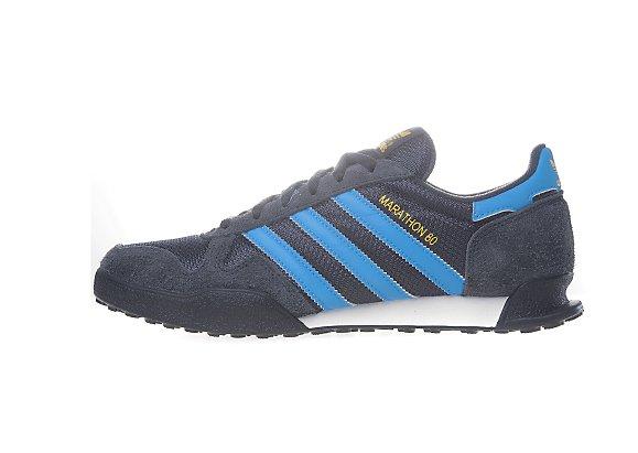 Adidas Originals Marathon 80 JD Sports アディダス オリジナルス マラソン 80 JD スポーツ別注(Sharp Grey/Blue)