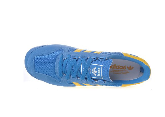 Adidas Originals SL 80 JD Sports アディダス オリジナルス スーパーライト 80 JD スポーツ別注(Blue Bird/Sunshine)