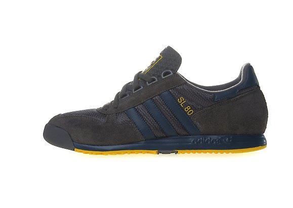 Adidas Originals SL 80 JD Sports アディダス オリジナルス スーパーライト 80 JD スポーツ別注(Solid Grey/Blue)
