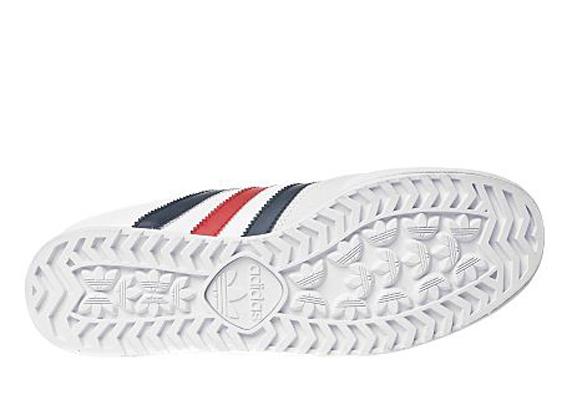 Adidas Originals Beckenbauer Allround Only at UK アディダス オリジナルス ベッケンバウワー オールアラウンド UK限定(White/Red/Navy)