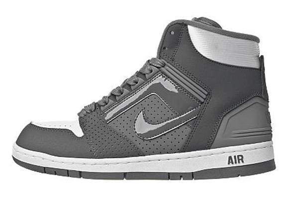 Nike Air Force 2 Hi JD Sports ナイキ エア フォース 2 ハイ JD スポーツ別注(Cool Grey/White)