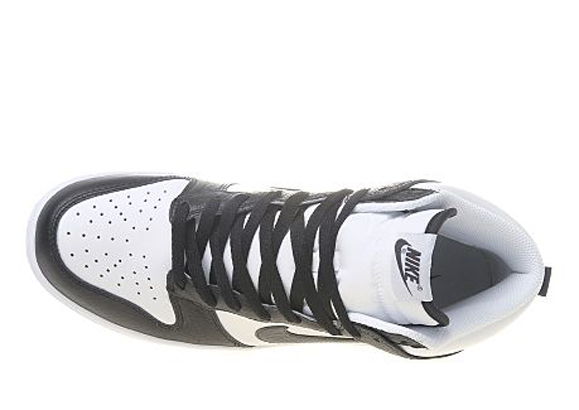 Nike Dunk High JD Sports ナイキ ダンク ハイ JD スポーツ別注(White/Black/Grey)