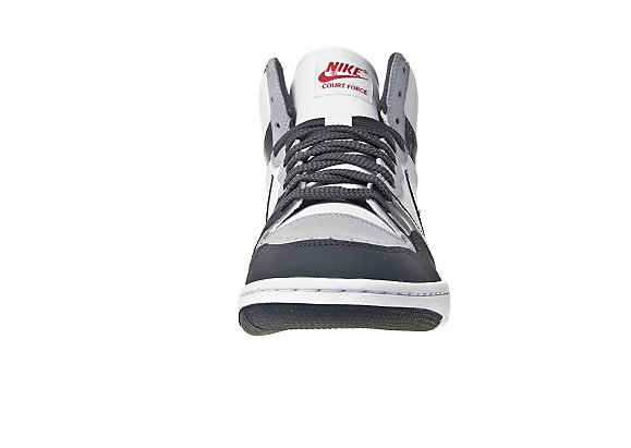 Nike Court Force Hi JD Sports ナイキ コート フォース JD スポーツ別注(White/Anthracite/Wolf Grey/Sport Red)