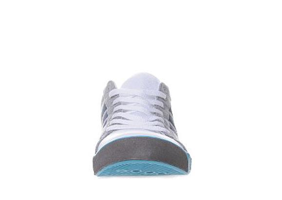 Adidas Originals Forest Hills JD Sports アディダス オリジナルス フォレスト ヒルズ JD スポーツ別注(Grey Marl/White/Signal Blue)