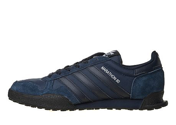 Adidas Originals Marathon 80 JD Sports アディダス オリジナルス マラソン 80 JD スポーツ別注(Navy/White)