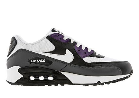 Nike Air Max 90 Only at UK ナイキ エア マックス 90 UK限定(Anthracite/White/Black/Purple)
