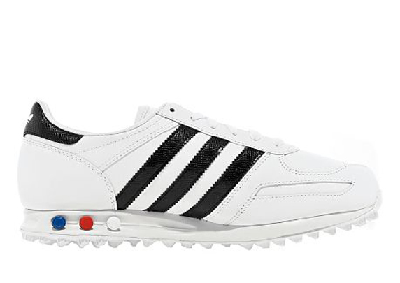 Adidas Originals LA Trainer JD Sports アディダス オリジナルス LA トレーナー JD スポーツ別注(White/Black/Lone Blue)