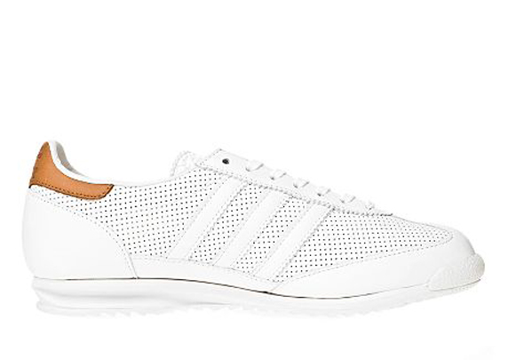 Adidas Originals SL 72 Only at UK アディダス オリジナルス スーパーライト 72 UK限定(White/Brown)