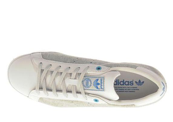 Adidas Originals RL Vintage Trefoil JD Sports アディダス オリジナルス ロッドレーバー ヴィンテージ トレフォイル JD スポーツ別注(White/Marl Grey/Blue)