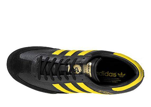 Adidas Originals Beckenbauer Allround Only at UK アディダス オリジナルス ベッケンバウワー オールアラウンド UK限定(Black/Sunshine/Gold)