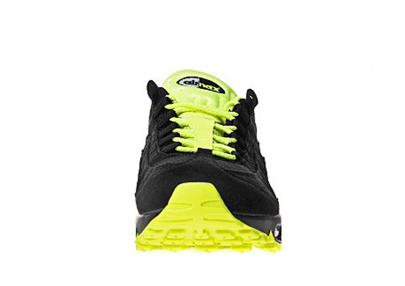 Nike Air Max 95 Only at UK ナイキ エア マックス 95 UK限定(Black/White/Volt)