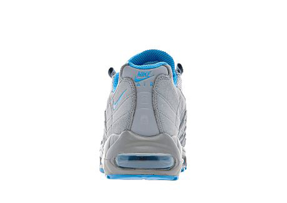 Nike Air Max 95 Only at UK ナイキ エア マックス 95 UK限定(Stealth Grey/White/Blue)