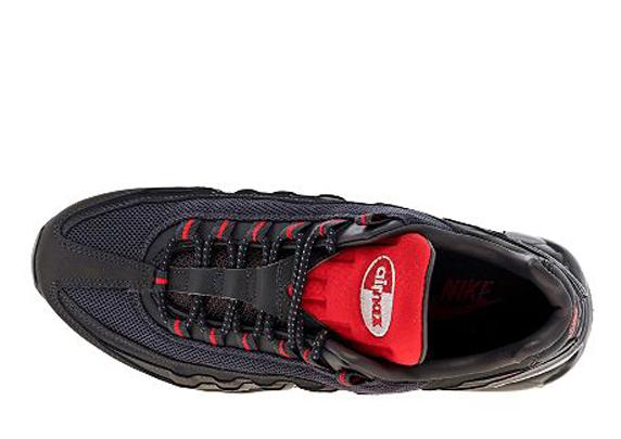 Nike Air Max 95 JD Sports ナイキ エア マックス 95 JD スポーツ別注(Anthracite/Red)