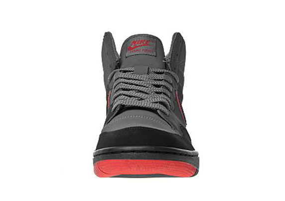 Nike Court Force Hi JD Sports ナイキ コート フォース JD スポーツ別注(Anthracite/Black/Red)