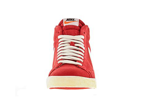 Nike Blazer Hi Only at UK ナイキ ブレーザー ハイ UK限定(Red/Sail)