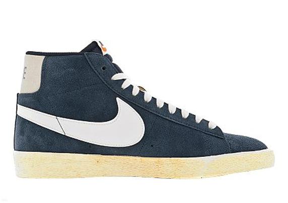 Nike Blazer Hi Only at UK ナイキ ブレーザー ハイ UK限定(Obsidian/Sail)