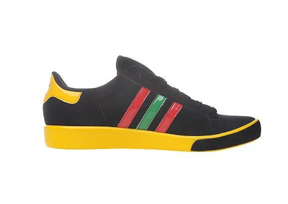 Adidas Originals Forest Hills JD Sports アディダス オリジナルス フォレスト ヒルズ JD スポーツ別注(Black/Court Red/Fairway Green)