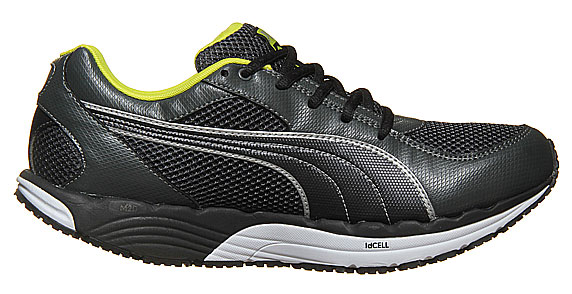 Puma Body Train Mesh プーマ ボディ トレイン メッシュ(DARK SHADOW-LIME PUNCH)