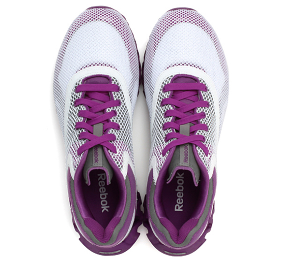 Reebok ZIGGLAM リーボック ジグラム(WHITE/PRIMO PURPLE/MEDIUM GREY)
